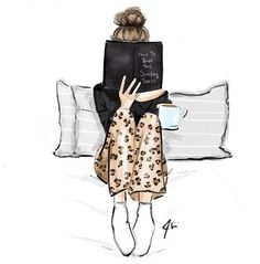Art Girl - Fushion News Illustration Mignonne, Illustration Mode, Fashion Sketches, Art Sketches, Fashion Illustrations, Mode Poster, Girly M, Megan Hess, V Instagram