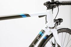 Matthew's Winter Bike - Saffron Frameworks   Bicycle Frame Builder London