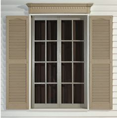 1000 images about exterior paint on pinterest exterior for Exterior shutter visualizer