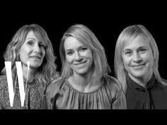 W magazine: Naomi Watts, Laura Dern & Patricia Arquette Tell Stories About David Lynch
