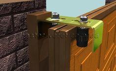 Sliding Fence Gate, Sliding Gate Opener, House Main Gates Design, Fence Design, Outdoor Kitchen Grill, Pooja Room Door Design, Horse Wallpaper, Entry Gates, Entrance