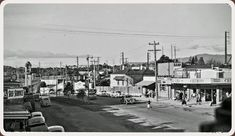 Maroondah Highway, Ringwood Victoria circa 1950's. Growing Up, Street View, Victoria, Places, Life, Lugares