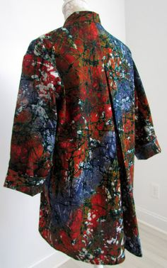 Melody Johnson: The Fabric Makes It