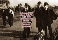 Atatürk'ün Bu Fotoğrafı Sofya Değil Fransa'da Çekilmiştir