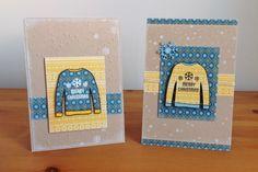 Beth's Little Card Blog: Christmas jumper cards!!