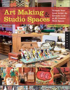art making studio spaces