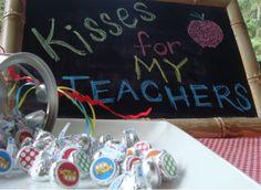 Kiss stickers by @Lauren Davison McKinsey~