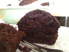 muffins cupcakes magdalenas chocolate jugosos