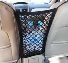 Strong Elastic Car Mesh Net Bag Between Seat Color: Black Material: High Qual. Strong Elastic Car Mesh Net Bag Between Seat Color: Black Material: High Quality Nylon Size: or Pac Mini Vans, Camper Storage, Seat Storage, Storage Hacks, Truck Storage, Extra Storage, Storage Ideas, Accessoires 4x4, Auto Camping