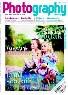 Our September cover!