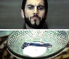 DONT DO IT SENECA! I loooooove your beard! <3