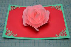 Image result for how to make pop up cards