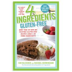 4 Ingredients Gluten-Free now featured on Fab.