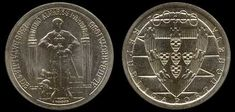 100 Escudos - cupro Niquel, 1986