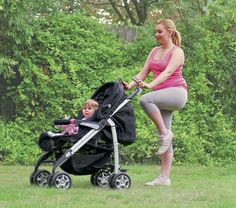 Exercising with your buggy Pregnancy Books, Baby Strollers, Exercise, Activities, Children, Sexy, Baby Prams, Ejercicio, Young Children