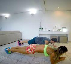 treino para emagrecer em casa 6