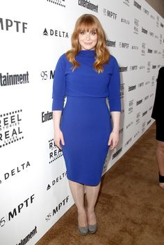 Bryce Dallas Howard Photos - 5th Annual Reel Stories, Real Lives Event Benefiting MPTF - Zimbio