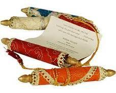 Arabian Nights theme invitations
