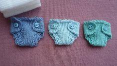 Diferentes tallas según tamaño de agujas de tejer.