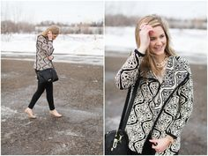 How I Wore It Series and a $100 Pink Blush Giveaway – Outfit #1 - Samantha Elizabeth
