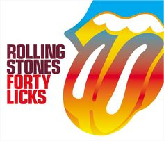 Rolling Stones – Forty Licks