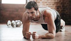 Mit diesen isometrischen Übungen baut ihr Muskeln auf. Plus: Ihr verbessert Maximalkraft, Kraftausdauer und Griffkraft
