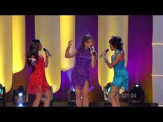 Afro-Dite - Aqua Playa (Melodifestivalen 2003 Final)