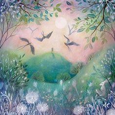First Light  -  Amanda Clark- art gallery, original paintings