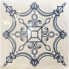 Italian Decorative Blue and White Wall Tiles for Kitchen Backsplash - Historic Decorative Materials, a division of Pavé Tile, Wood & Stone, Inc. Kitchen Wall Tiles, Kitchen Backsplash, Rustic Outdoor Kitchens, Belgian Blue, Fireplace Tile Surround, White Wall Tiles, Decorative Wall Tiles, Limestone Flooring, French Country Kitchens