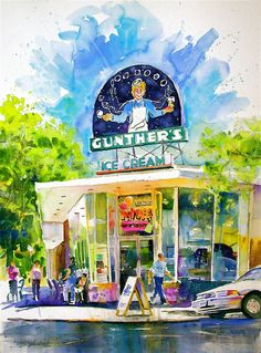 Image detail for -gunther s ice cream was built in 1947 the year i was born on a hot hot ...