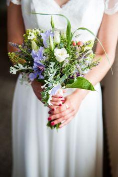 Bruidsboeket voor de lente   ThePerfectWedding.nl
