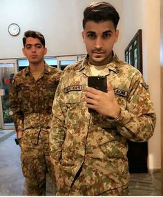 114 Best Pak Army Cute Handsome and Hot Officers :-* images