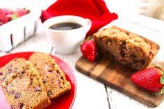 Strawberry Chocolate Chip Bread -  cincyshopper
