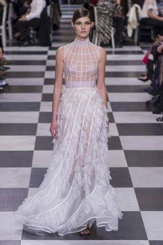 Christian Dior Spring Couture 2018