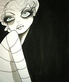 denthe: Artists that inspire me: Cassandra Rhodin