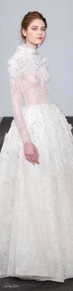 Dany Atrache | Couture Spring 2016