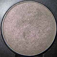 MAC eyeshadow: vex - I use this nearly every day.  One of my favorite colors ever ... pinky, greeny, silvery grey ... goes with everything.