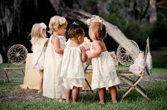 Eco Fashion Eco Wedding Four Dresses for 180 por WiseSewcialTies, $180.00