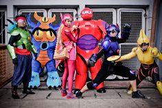 big hero 6 fred costume - Google Search