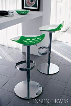 Calligaris Jam Adjustable Swivel Barstool