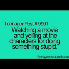 I do this all the time in the movie theater :)