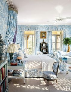 Mario Buatta And Patricia Altschul Exude Southern Charm In Charleston