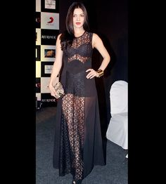 When sheer is sexy | Photo Gallery - Yahoo! OMG! India