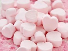 Have a pink marshmallow heart! Soft Pink Color, Pink Love, Pastel Pink, White Colors, Pastel Style, Pastel Art, Wallpaper Tumblrs, Pink Marshmallows, Pink Lips