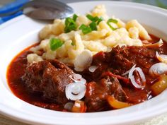 Top Recipes, Cooking Recipes, Czech Recipes, Ethnic Recipes, What To Cook, Food 52, Main Meals, Pot Roast, Stir Fry
