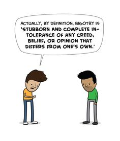 Cartoon Explains The Ironic Hypocrisy Of Liberal U201cToleranceu201d PERFECTLY