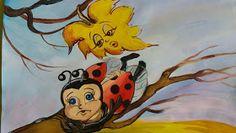 Doamna Fagilor: 2018 Kids And Parenting, Fall Decor, Disney Characters, Fictional Characters, Gabriel, Autumn, Archangel Gabriel, Fall Season, Autumn Decorations