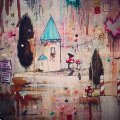 Veronica, Green, Painting, Art, Art Background, Painting Art, Kunst, Gcse Art, Paintings