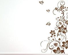 Dibujos de enredaderas para paredes - Imagui