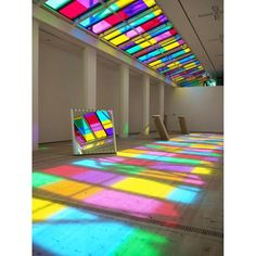 Catch as catch can by Daniel Buren